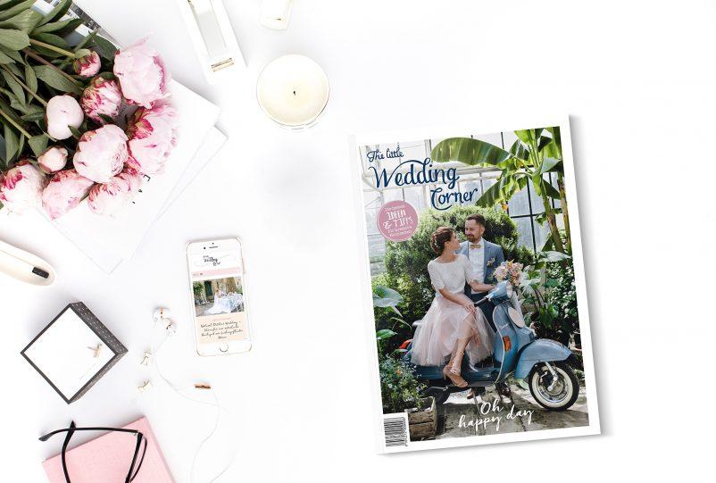 The little Wedding Corner Hochzeitsmagazin 2019/2020 kommt!
