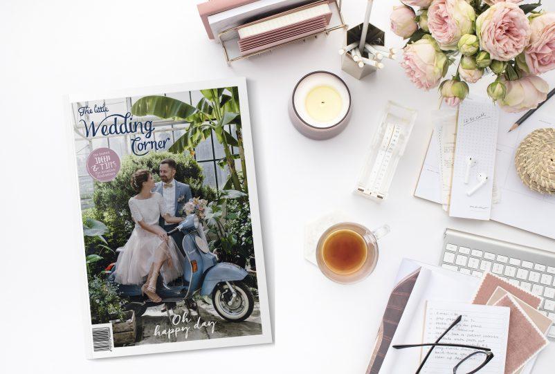 Das TLWC Hochzeitsmagazin 2019/2020 ist da!