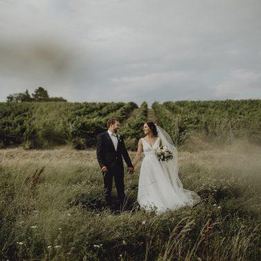 Eine DIY Hochzeit im Boho Stil