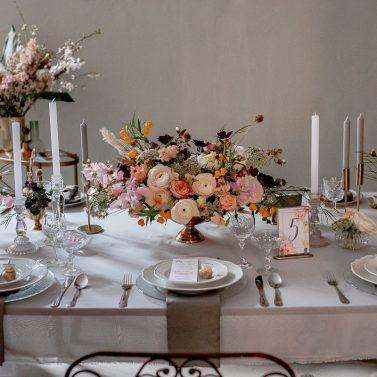Urban Fine Art Love: Hochzeitskonzept für vier Jahreszeiten