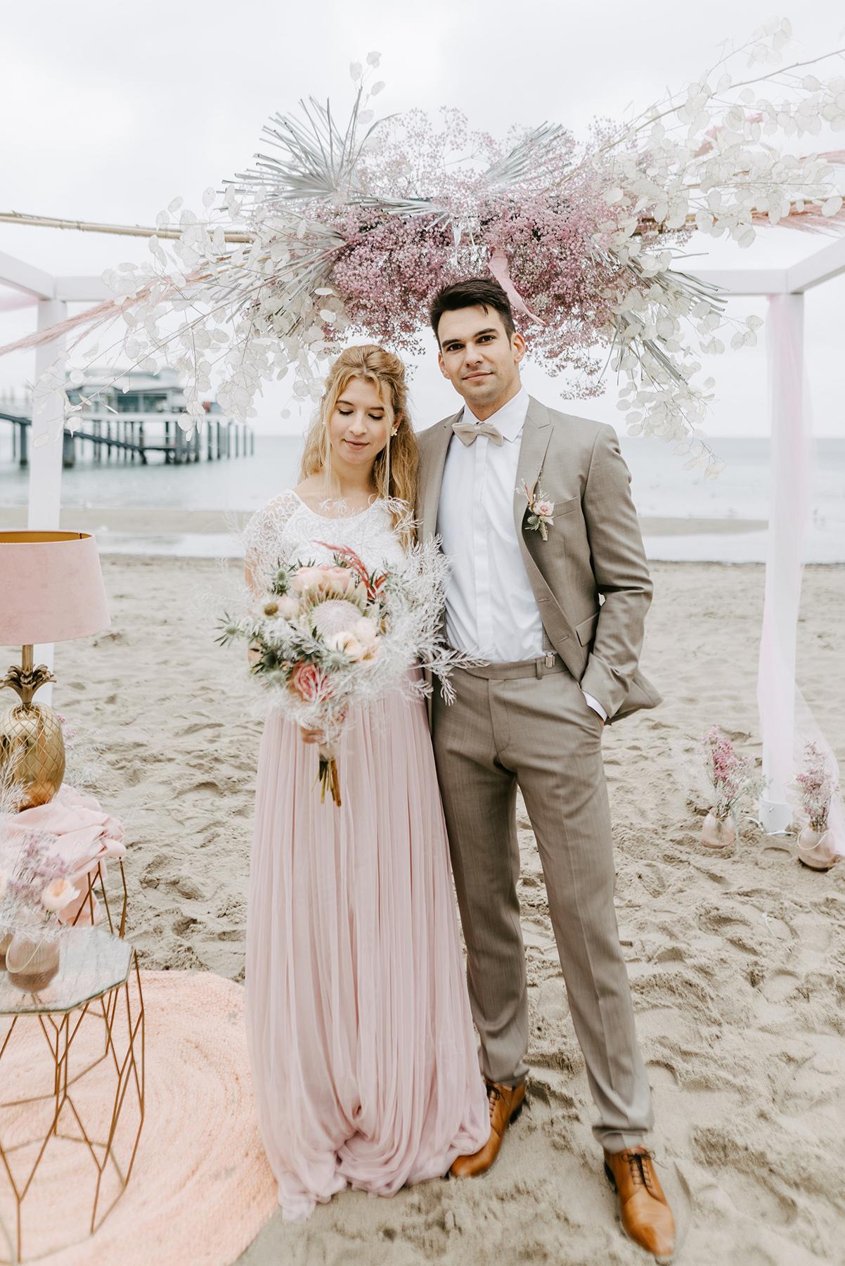 Heiraten an der Ostsee, Heiraten in Lübeck, Heiraten Lübecker Bucht, Heiraten am Meer in Deutschland, Heiraten am Strand