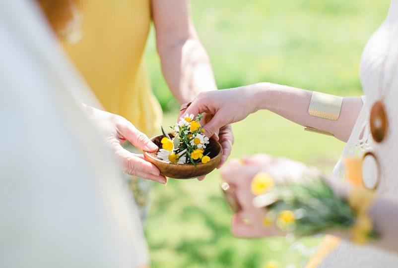 Nachhaltig heiraten – 8 Tipps für eine grüne umweltfreundliche Hochzeit