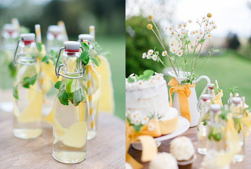 Gastgeschenk Selbermachen: Rezept für Holunderblütensirup zur Hochzeit
