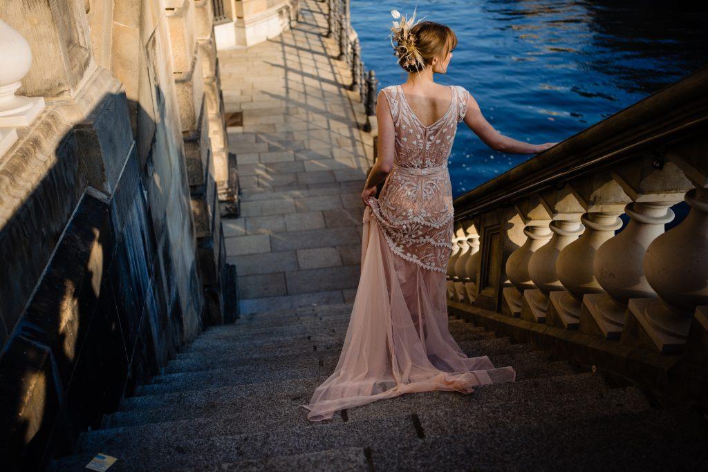Brautkleid Zwanziger Jahre, Brautkleid Art Deco, Brautkleid Berlin, Brautkleid Roaring Twenties, Brautkleid goldene Zanwaziger, Brautkleid Great Gatsby, Brautkleid Babylon Berlin
