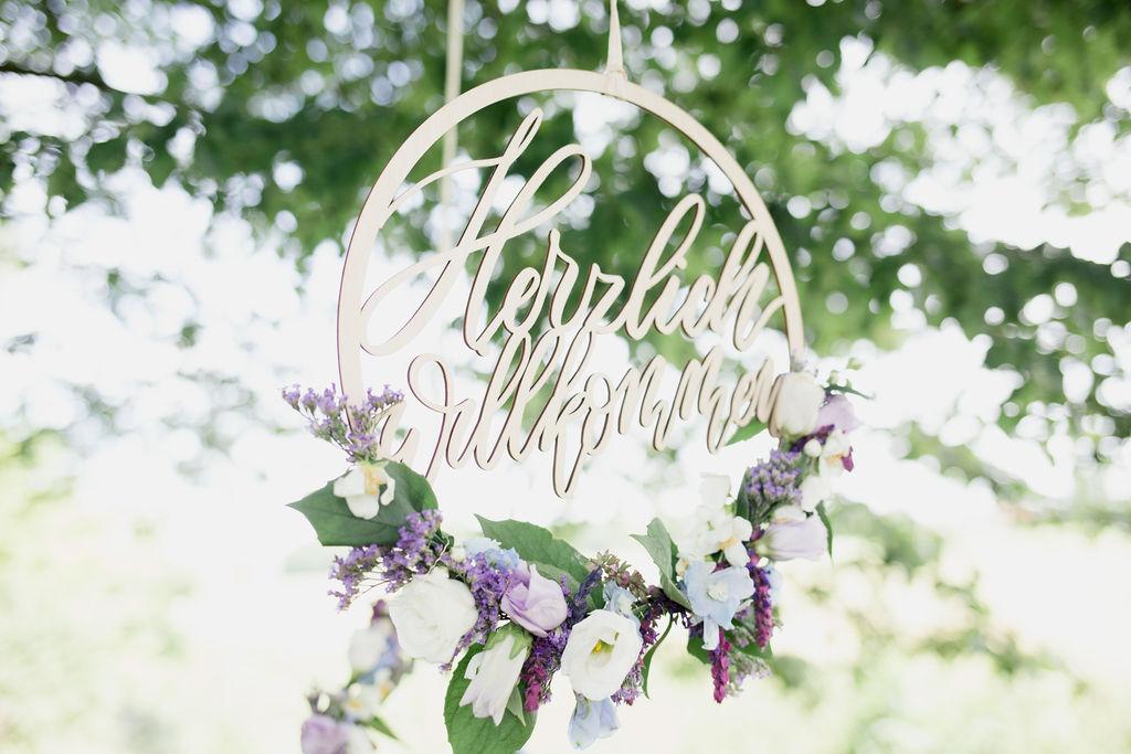 Herzlich Willkommen Schild, Hochzeit Schild Willkommen Holz