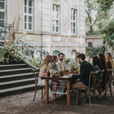 Berlin Wedding: 3 Ideen für eine kleine urbane Outdoor Hochzeit