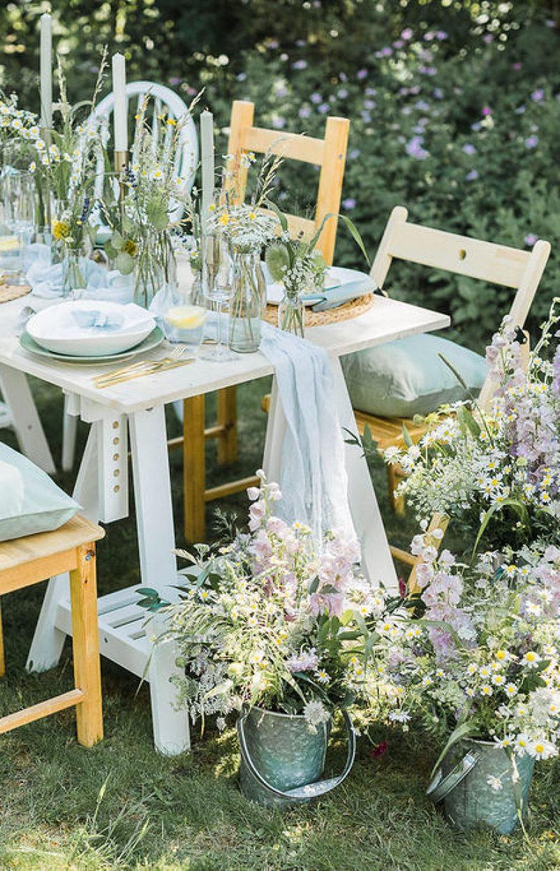 Outdoor Hochzeit Guide: 5 Ideen für eine Open Air Hochzeit