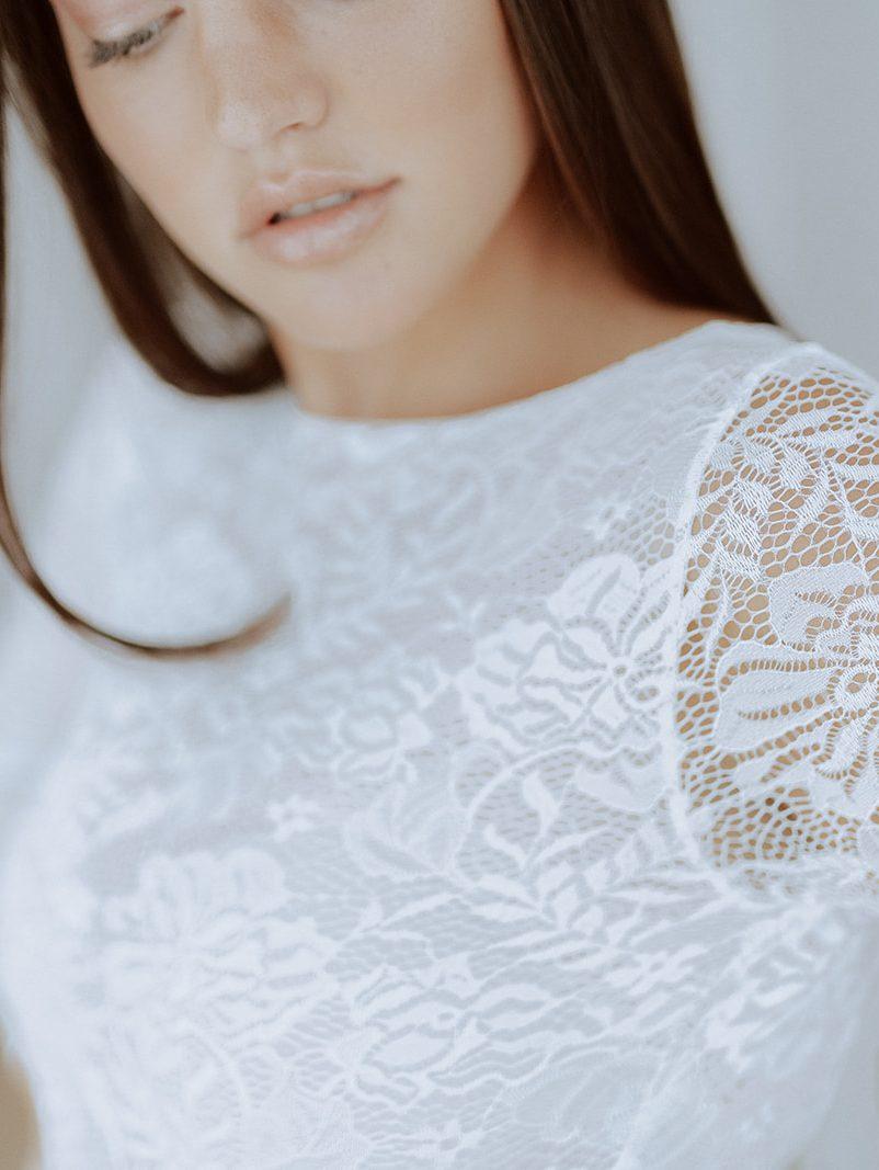Nachhaltige Brautmode: Die Sina Fischer Brautkleid Kollektion 2021