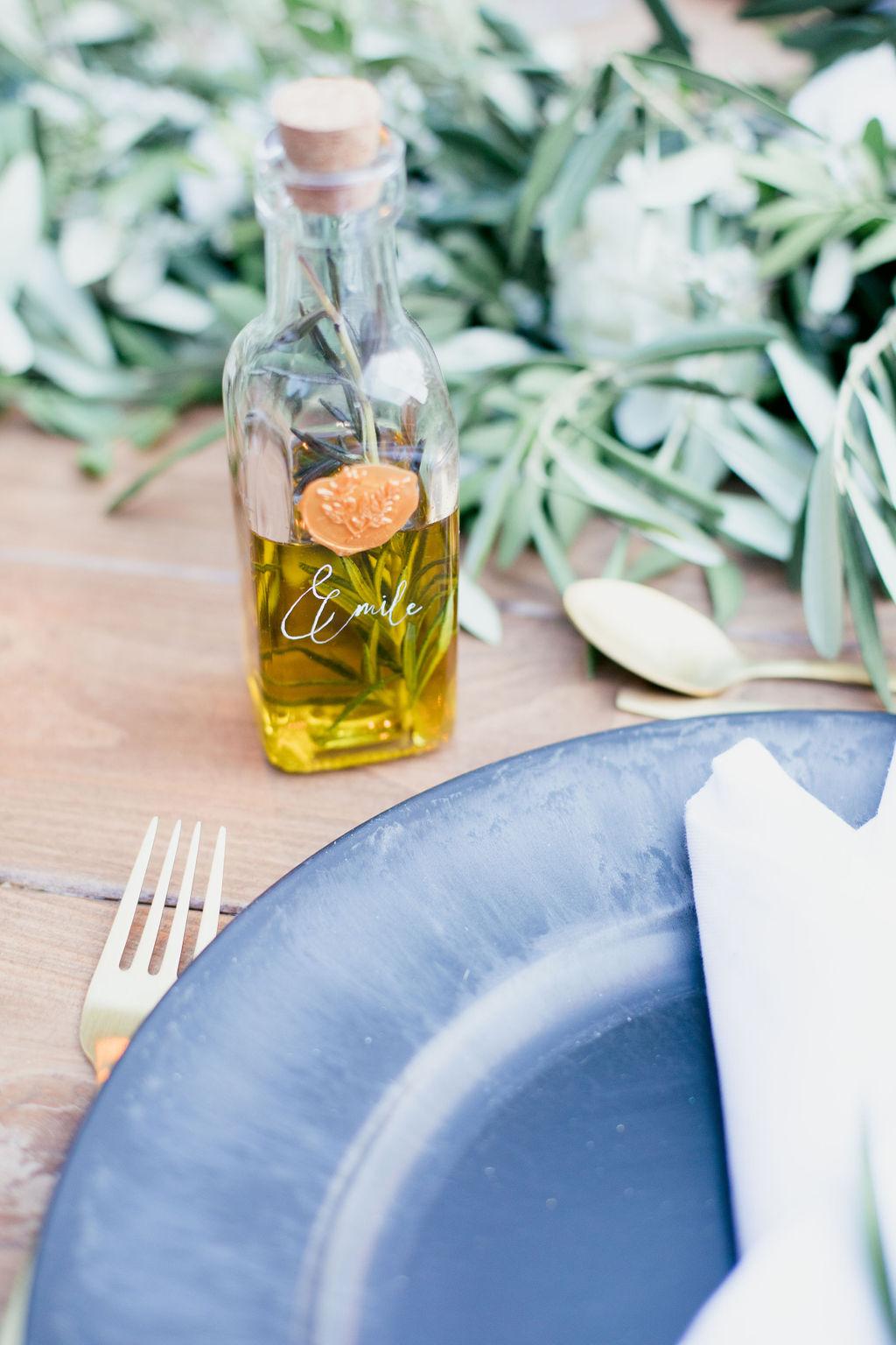 Gastgeschenk Olivenöl Hochzeit, Gastgeschenk Ideen Hochzeit, nachhaltiges Gastgeschenk Hochzeit, nachhaltige Hochzeit