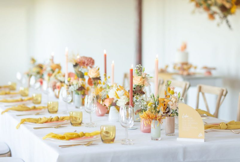 Tiny Wedding Konzept: Bunt heiraten trotz Corona